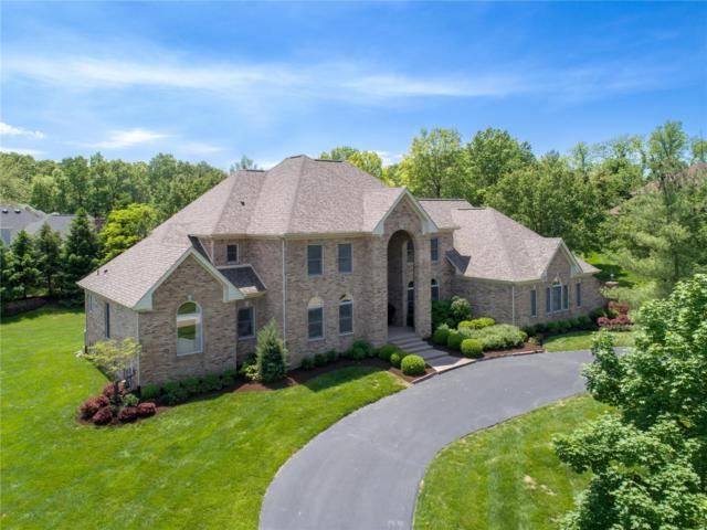 1109 Wheaton Hill Court, Town and Country, MO 63131 (#19036916) :: Kelly Shaw Team