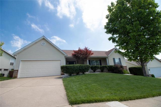 2403 Eagle Forest Drive, Saint Charles, MO 63303 (#19036962) :: The Becky O'Neill Power Home Selling Team
