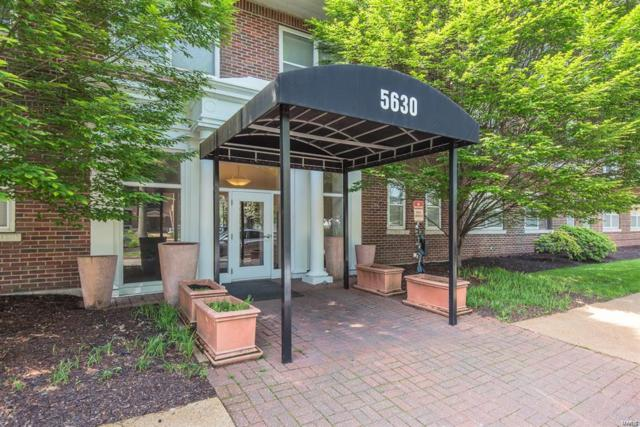 5630 Pershing Avenue #46, St Louis, MO 63112 (#19036971) :: Holden Realty Group - RE/MAX Preferred