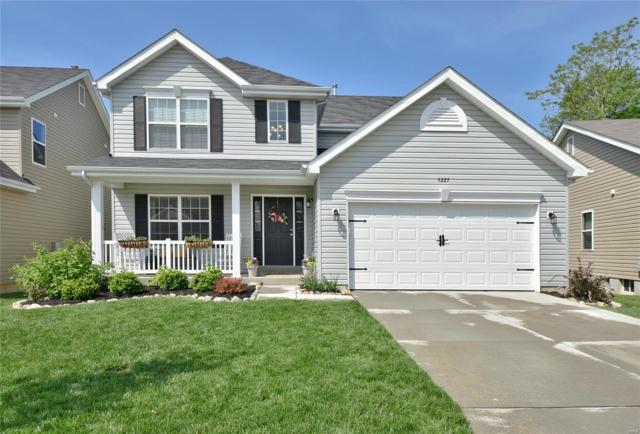 5227 Footpath Court, Eureka, MO 63025 (#19036977) :: The Becky O'Neill Power Home Selling Team