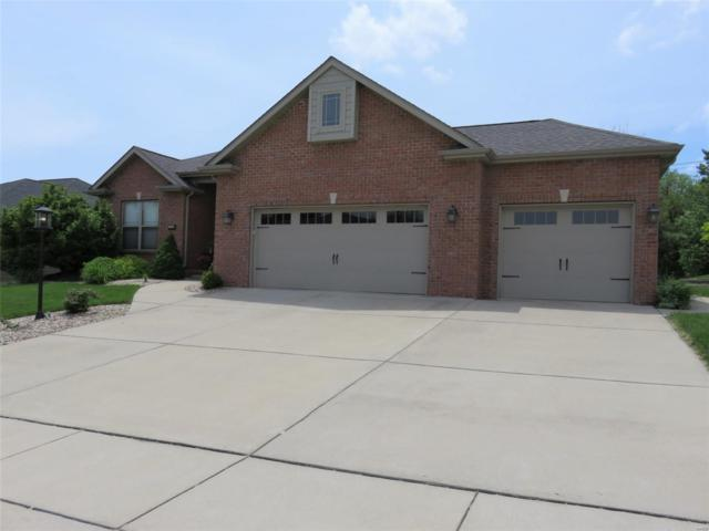 1210 Fall Drive, Godfrey, IL 62035 (#19037006) :: RE/MAX Professional Realty