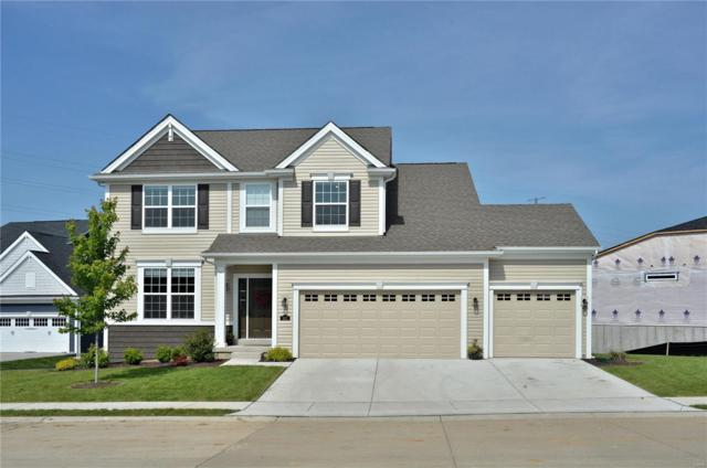 910 Finberry Grove, Saint Charles, MO 63304 (#19037098) :: Clarity Street Realty