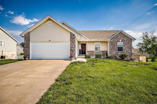 235 Meadow Crest, Troy, MO 63379 (#19037101) :: The Becky O'Neill Power Home Selling Team
