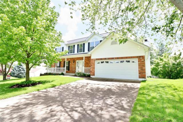 5502 Keller Ridge, St Louis, MO 63128 (#19037141) :: The Becky O'Neill Power Home Selling Team