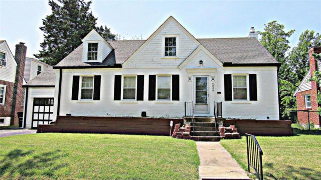 6838 Raymond Avenue, University City, MO 63130 (#19037153) :: Hartmann Realtors Inc.