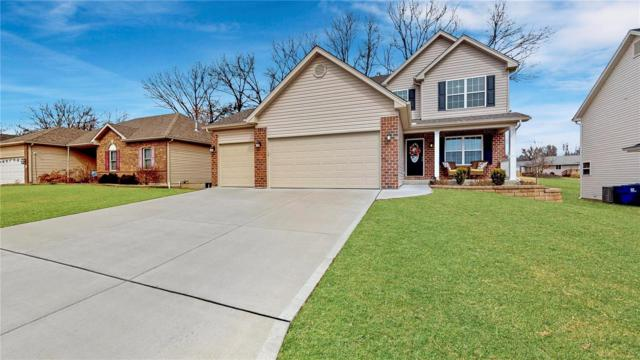 1361 Mason Grove Drive, Saint Charles, MO 63304 (#19037194) :: The Becky O'Neill Power Home Selling Team