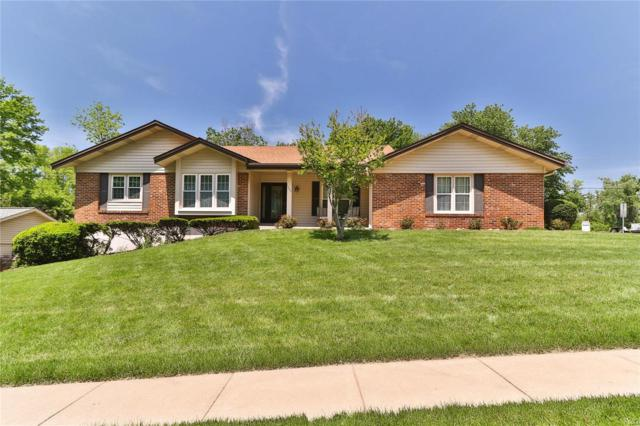 14307 Millchester, Chesterfield, MO 63017 (#19037227) :: The Becky O'Neill Power Home Selling Team