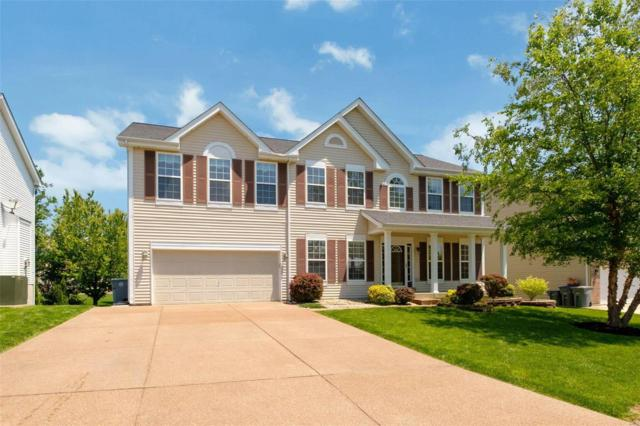 1221 The Crossings Drive, O'Fallon, MO 63366 (#19037236) :: Kelly Hager Group | TdD Premier Real Estate