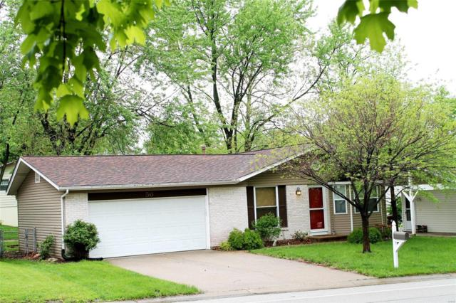 56 Kimberly Lane, Saint Peters, MO 63376 (#19037249) :: The Becky O'Neill Power Home Selling Team