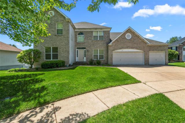 451 Whitestone Farm Drive, Chesterfield, MO 63017 (#19037293) :: The Becky O'Neill Power Home Selling Team