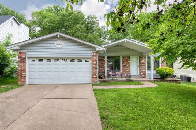 1051 Driftwood Trails Drive, Florissant, MO 63031 (#19037374) :: The Becky O'Neill Power Home Selling Team