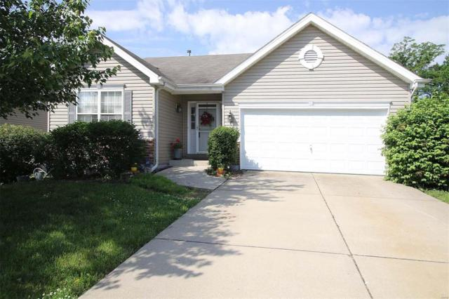 2856 Smokehouse, Belleville, IL 62221 (#19037412) :: Fusion Realty, LLC