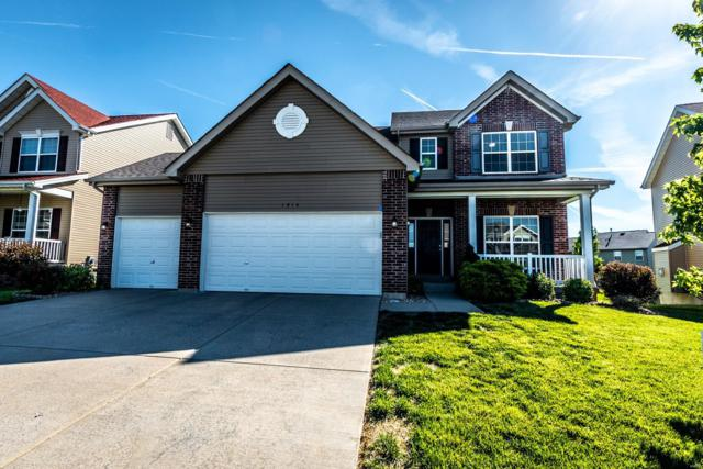 1914 Teresa Fields Lane, Lake St Louis, MO 63367 (#19037416) :: The Becky O'Neill Power Home Selling Team