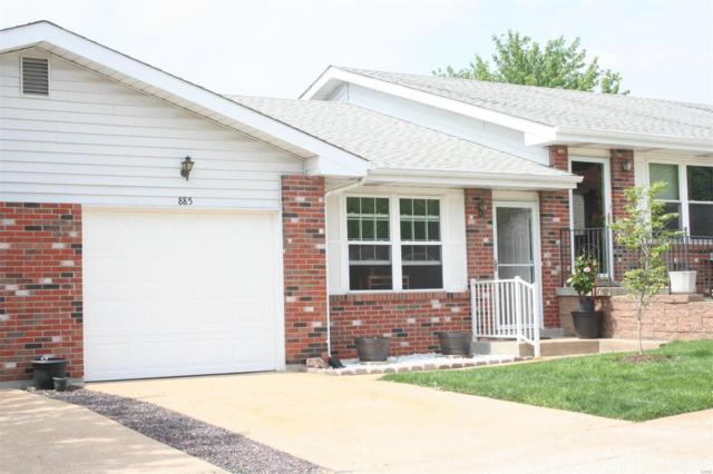 885 Barwood Drive, Arnold, MO 63010 (#19037420) :: The Becky O'Neill Power Home Selling Team