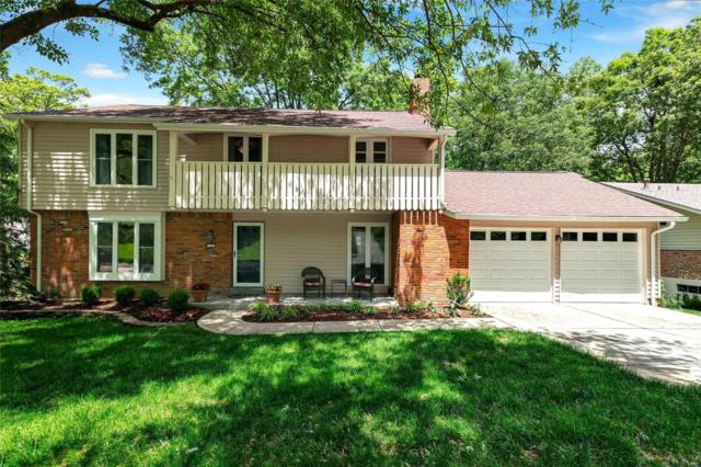 509 Bitterfield Drive, Ballwin, MO 63011 (#19037467) :: The Kathy Helbig Group