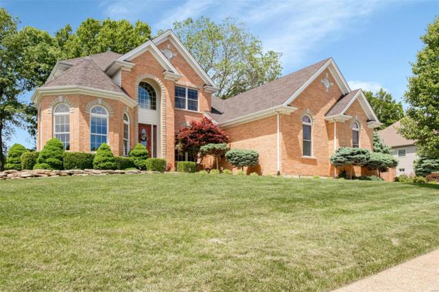 1021 Hawks Landing Drive, Lake St Louis, MO 63367 (#19037468) :: The Kathy Helbig Group