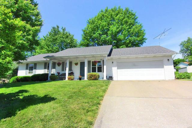 1933 Longview Drive, Cape Girardeau, MO 63701 (#19037491) :: The Becky O'Neill Power Home Selling Team