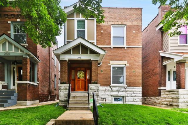 2919 Sidney Street, St Louis, MO 63104 (#19037534) :: The Becky O'Neill Power Home Selling Team
