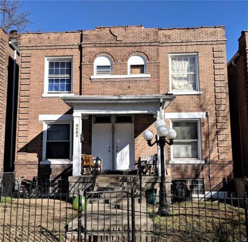 5863 Minerva Avenue, St Louis, MO 63112 (#19037540) :: RE/MAX Vision