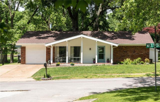12447 Westport Drive, Unincorporated, MO 63146 (#19037576) :: St. Louis Finest Homes Realty Group