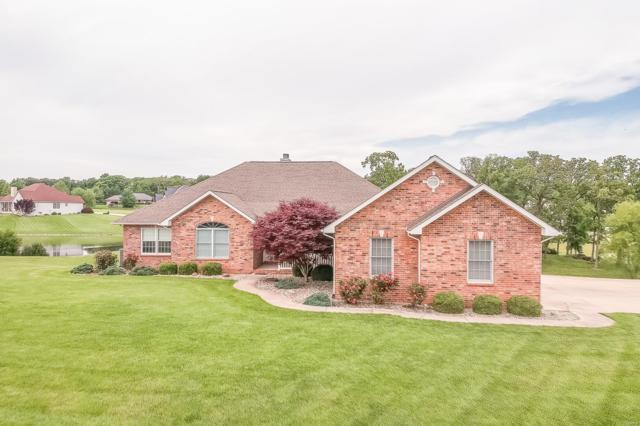 933 Bay Pointe Drive, Freeburg, IL 62243 (#19037584) :: St. Louis Finest Homes Realty Group