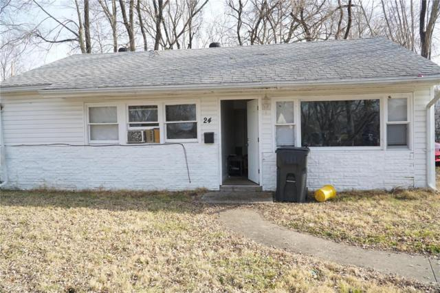 24 Helen, Cahokia, IL 62206 (#19037590) :: St. Louis Finest Homes Realty Group