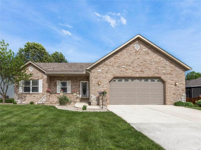 265 Harbor Mill, Troy, IL 62294 (#19037690) :: Walker Real Estate Team