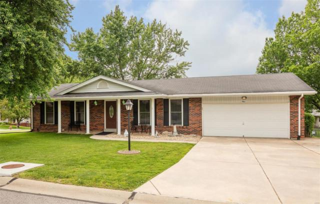1 Glenwood Lane, Saint Peters, MO 63376 (#19037718) :: The Becky O'Neill Power Home Selling Team