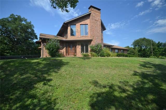 2 Cyn Acres, Millstadt, IL 62260 (#19037720) :: Fusion Realty, LLC