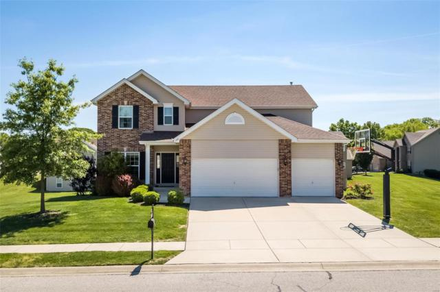 148 Forest Oaks Drive, Caseyville, IL 62232 (#19037725) :: St. Louis Finest Homes Realty Group