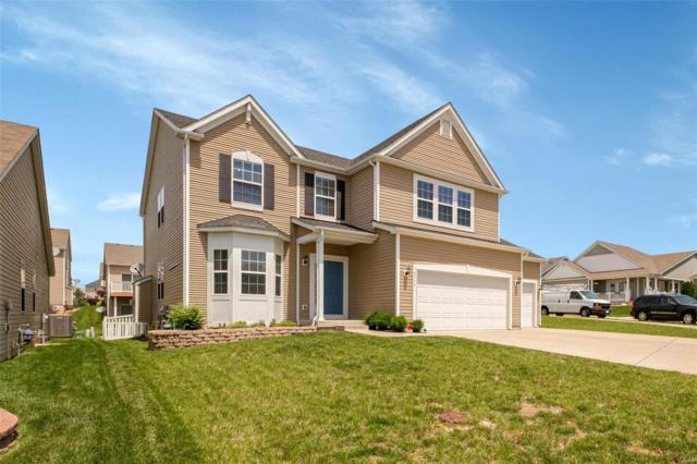 2511 Amber Willow Court, Lake St Louis, MO 63367 (#19037738) :: The Becky O'Neill Power Home Selling Team