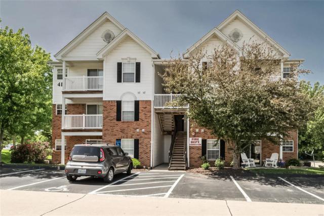 410 Benton Drive H, Saint Peters, MO 63376 (#19037744) :: Kelly Hager Group   TdD Premier Real Estate