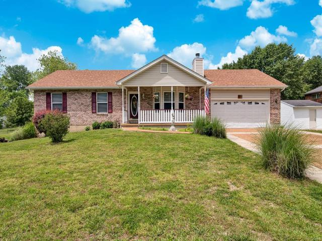 1919 Highway N, Pacific, MO 63069 (#19037767) :: Peter Lu Team