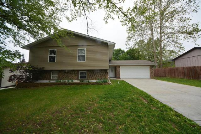 212 Mill Pond Drive, O'Fallon, MO 63366 (#19037827) :: The Becky O'Neill Power Home Selling Team