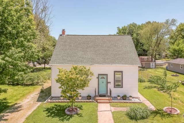 207 South East Street, New Athens, IL 62264 (#19037878) :: St. Louis Finest Homes Realty Group