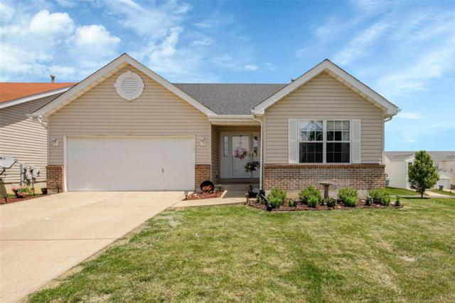 608 Midland Drive, O'Fallon, MO 63366 (#19037886) :: The Becky O'Neill Power Home Selling Team