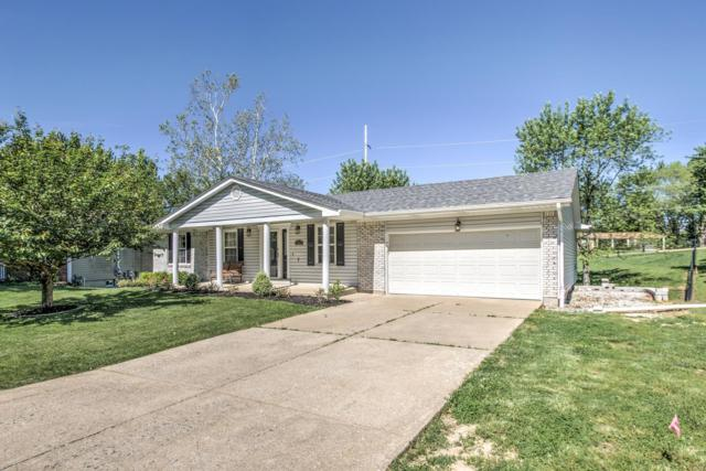1356 Bradford Drive, Saint Charles, MO 63304 (#19037893) :: The Becky O'Neill Power Home Selling Team