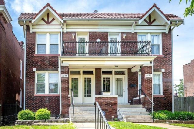 1834 Russell Avenue, St Louis, MO 63104 (#19037897) :: The Becky O'Neill Power Home Selling Team