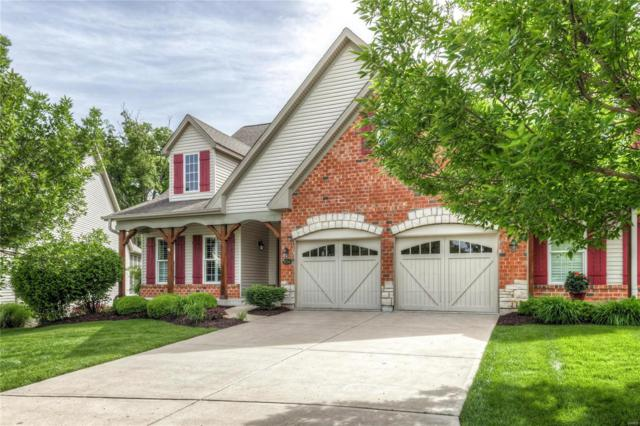 1134 Spruce Forest Drive, Lake St Louis, MO 63367 (#19037908) :: The Kathy Helbig Group