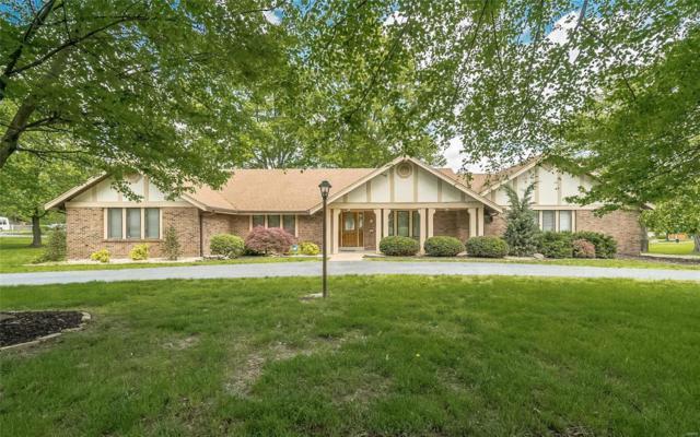 1 Daybreak Estates Drive, St Louis, MO 63128 (#19037928) :: Ryan Miller Homes