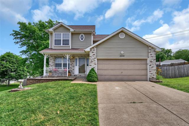 2040 Summerfield Court, Imperial, MO 63052 (#19037943) :: Clarity Street Realty