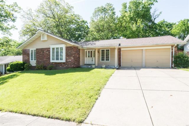 513 Clayworth Drive, Ballwin, MO 63011 (#19037947) :: The Becky O'Neill Power Home Selling Team