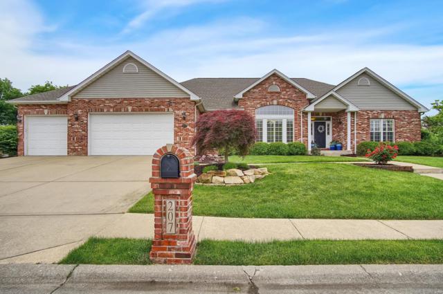 207 Eden Park Boulevard, Shiloh, IL 62269 (#19037960) :: St. Louis Finest Homes Realty Group
