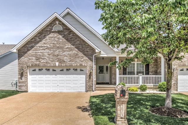 273 Strayhorn Drive, Saint Peters, MO 63376 (#19037995) :: The Becky O'Neill Power Home Selling Team