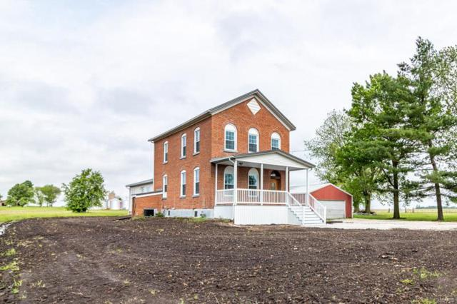 614 N Washington, BUNKER HILL, IL 62014 (#19038003) :: The Becky O'Neill Power Home Selling Team