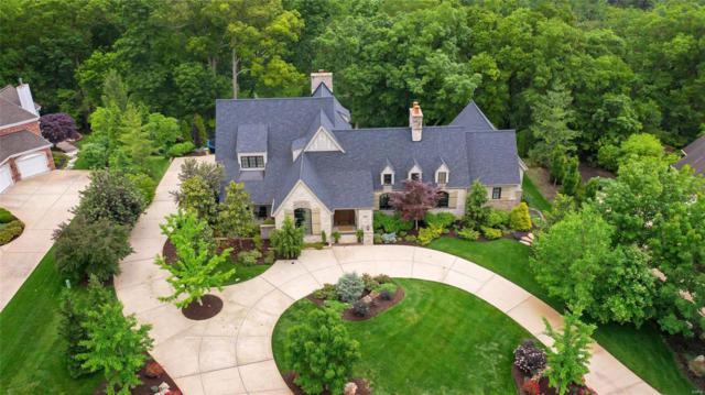 12916 Sunset Bluff Court, St Louis, MO 63127 (#19038008) :: Ryan Miller Homes