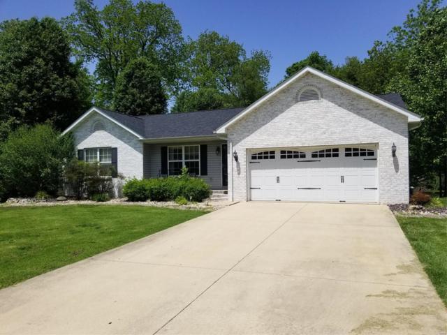 1627 Heathwood Drive, NASHVILLE, IL 62263 (#19038050) :: RE/MAX Professional Realty