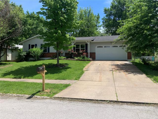 806 Pepper Lane, O'Fallon, MO 63366 (#19038061) :: St. Louis Finest Homes Realty Group