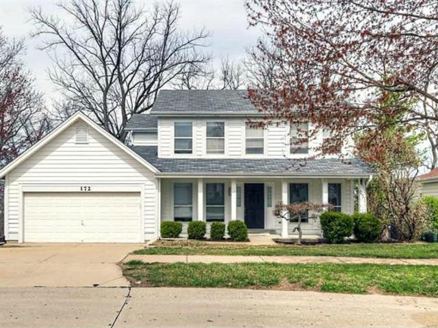 172 Brighthurst Drive, Chesterfield, MO 63005 (#19038097) :: The Kathy Helbig Group