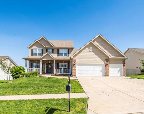 662 Bethany Lane, Wentzville, MO 63385 (#19038132) :: Kelly Hager Group | TdD Premier Real Estate